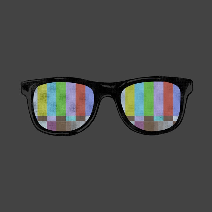 Technicolor Duvet Cover