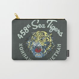 458th Sea Tigers Carry-All Pouch