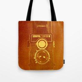 Lubitel Camera Tote Bag