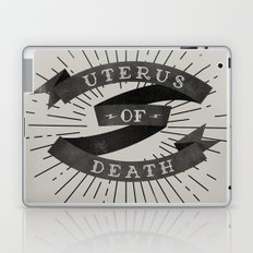 Uterus of Death Laptop & iPad Skin