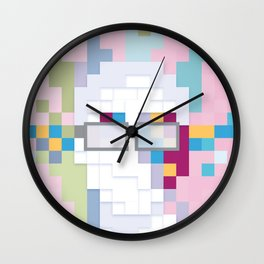 AutorreTracks - Inspired by Golden Age Wall Clock