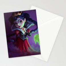 I'm the real evil queen Stationery Cards