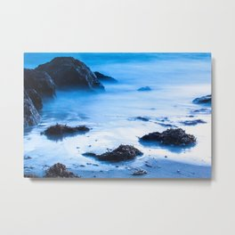 Once Upon A Beach PD003 Metal Print