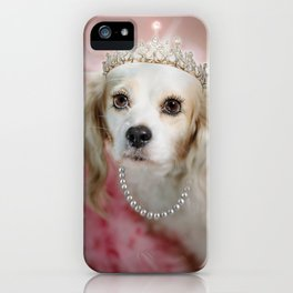 Lady Beatrice iPhone Case