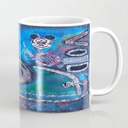 where's odie & minnie? Coffee Mug