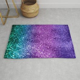 Unicorn Girls Glitter #10 #shiny #decor #art #society6 Rug