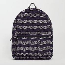 Colored Fifties Pattern 04 Backpack