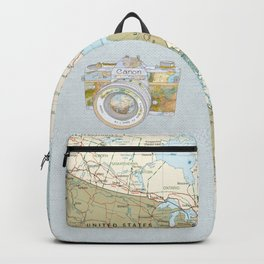 TRAVEL CAN0N Backpack