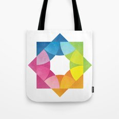 Blending Logo Tote Bag