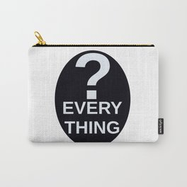 ? Everything Carry-All Pouch