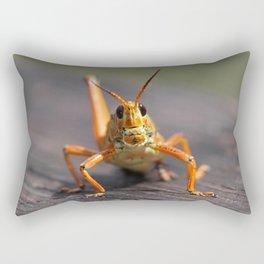 Grasshoppaa Rectangular Pillow