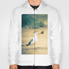 rebel gull. Hoody