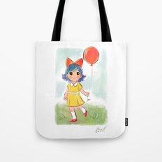balloon makes a day Tote Bag