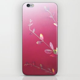 Ruby Red iPhone Skin