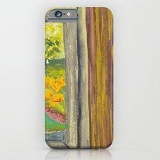 Kitchen Window with Happy Spoon Slim Case iPhone 6s