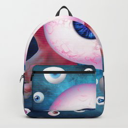 Watching You by GEN Z Backpack