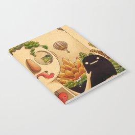 Succulent Man Notebook