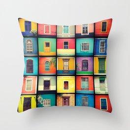 ventanas BARRANCO Throw Pillow