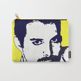 Freddy Mercury - Queen pop art Carry-All Pouch
