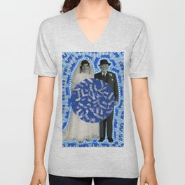 Wedding Portal 006 Unisex V-Neck