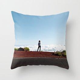 Heavenview Throw Pillow
