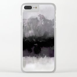 Superimposed 009 Clear iPhone Case