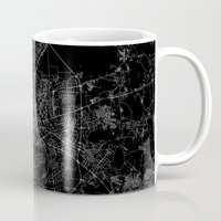 moscow Mugs featuring Moscow by Line Line Lines