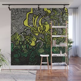 DEPTH-CHARGE Wall Mural
