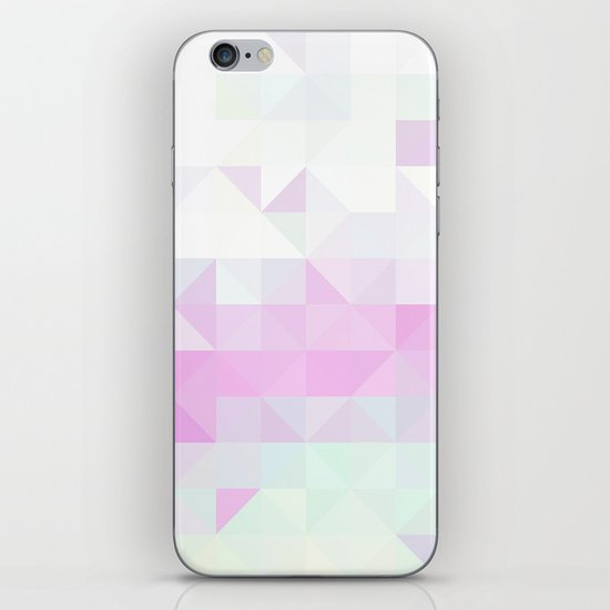Pink Triangle iPhone & iPod Skin