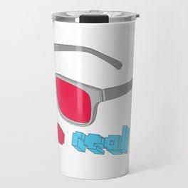 3D Glasses Travel Mug