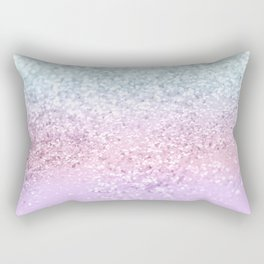 Unicorn Girls Glitter #4 (2019 Version) #shiny #pastel #decor #art #society6 Rectangular Pillow