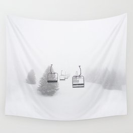 Lift To Heaven Wall Tapestry