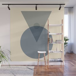 Geometric Connection 03 Wall Mural