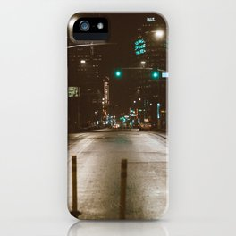 Night in KC iPhone Case