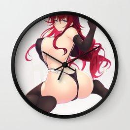 Highschool DxD - Rias Gremory VI Wall Clock