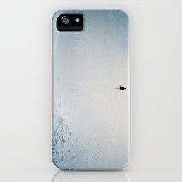 The Wonderer iPhone Case