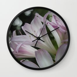 Collecting Light Wall Clock