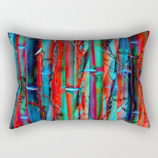 Bamboozled! Rectangular Pillow