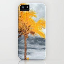 Coconut Tree iPhone Case