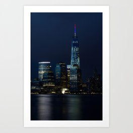 Freedom Strong! Art Print