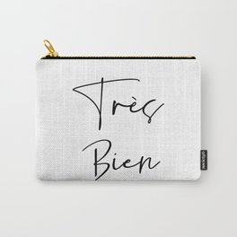 Tres Bien All Day Carry-All Pouch