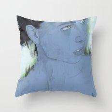 Reproach Throw Pillow