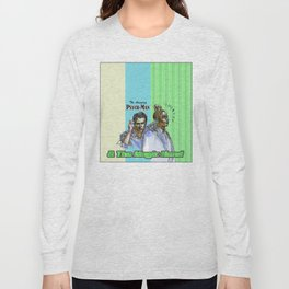 The Amazing Psych-Man & The Magic-Head - Psych quotes Long Sleeve T-shirt
