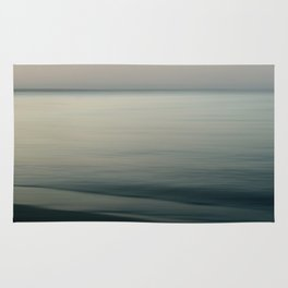 Tranquility by the sea Rug