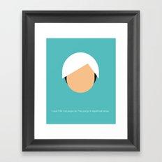 FC- Warhol Framed Art Print