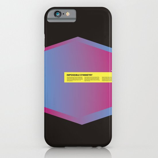 Impossible Symmetry - Ex iPhone & iPod Case