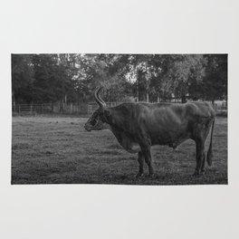 Guard Bull Rug