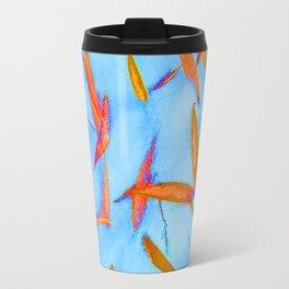 Blue and Bright Travel Mug