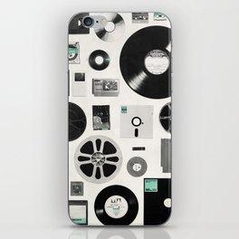 Data iPhone Skin