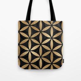 Flower Of Life - Sacred Geometry Tote Bag